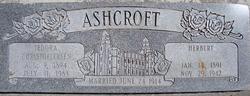 Herbert Ashcroft