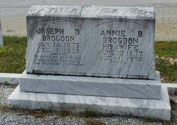 Annie B. Brogdon