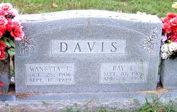 Wanetta T Davis