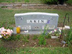 Oleta <i>Warren</i> Akin
