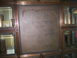 Roswell Webster Sargent