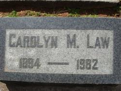 Carolyn Mundy <i>Risley</i> Law