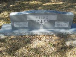 Zora Abbia <i>Gray</i> Miles
