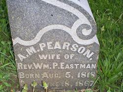 A. M. <i>Pearson</i> Eastman