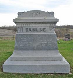 Sarah R. <i>Hungate</i> Hainline