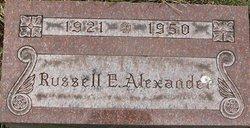 Russell L Alexander