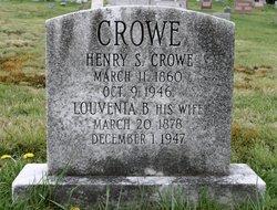 Louvenia B. <i>Duckworth</i> Crowe