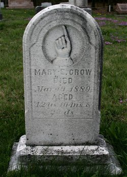 Mary E Crow