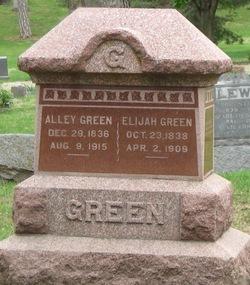 Elijah Green