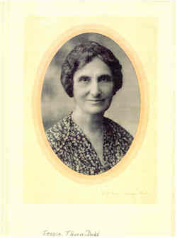 Jessie A. <i>Thorn</i> Dodd