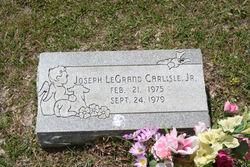 Joseph LeGrand Carlisle, Jr