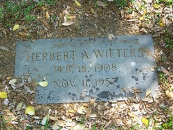 Herbert a Wieters