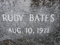 Ruby Bates