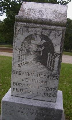 Stephen Decater Jernigan