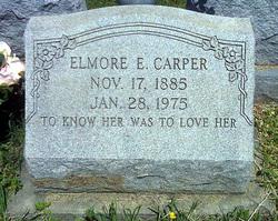 Lillian Elmore <i>Elliott</i> Carper