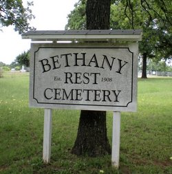 Bethany Rest Cemetery