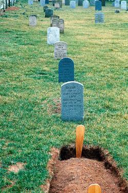 Bart Amish Cemetery