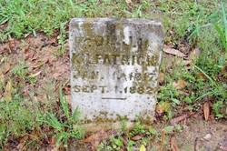 Joseph Henry Kilpatrick