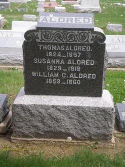 Susanna <i>Kemper</i> Aldred