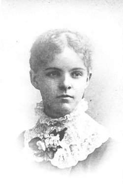 Mary Blanche <i>Briggs</i> Knisely