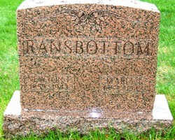 Ann Mary Lucreta <i>Ashton</i> Ransbottom