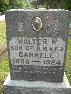 Walter Carnell