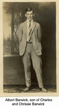 Albert Frederick Barwick