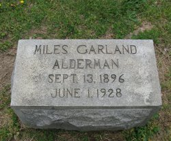 Miles Garland Alderman