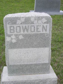 Jim Thomas Bowden