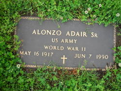 Alonzo Adair, Sr
