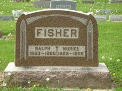 Muriel <i>Partain</i> Fisher