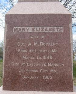 Mary Elizabeth <i>Bird</i> Dockery