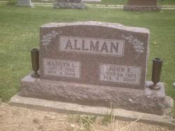 John Richard Allman