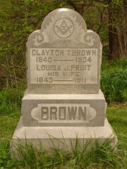 Clayton T Brown