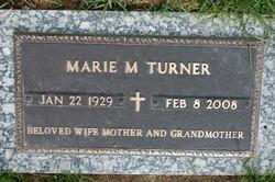 Mary Marie <i>Toll</i> Turner