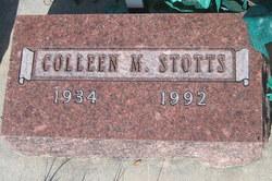 Colleen May <i>Boding</i> Stotts