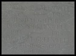 Doris Louise Greenwell