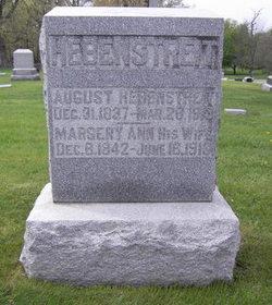 August Hebenstreit