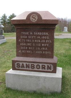 True H Sanborn