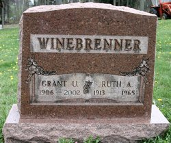 Ruth A Winebrenner