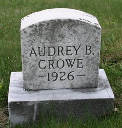 Audrey Blanche Crowe