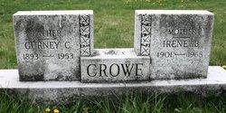 Irene Beulah <i>Resh</i> Crowe