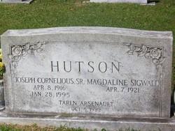 Magdaline <i>Sigwald</i> Hutson