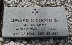 Edward C. Booth, Sr