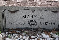 Mary Elizabeth Booth