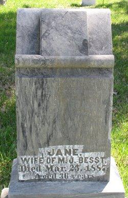 Harriet Jane <i>Henderson</i> Besst