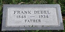Franklin Benjamin Frank Deuel