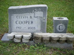 Clevia B <i>Hawkins</i> Cooper