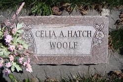 Celia Ann <i>Hatch</i> Woolf