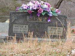 Hattie <i>Bradley</i> Barney